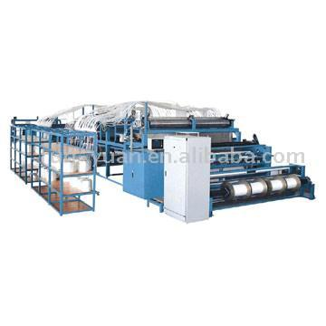 Double Short-Cut Felt Stitch-Bonding Machine (Double укороченные Войлок Stitch-Склейка машины)