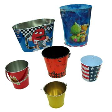 Tin Buckets (Тина Ведра)