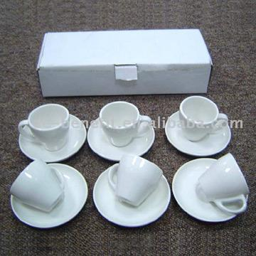 Melamine Cap-Bowl Set (Melamine Cap-Bowl Set)