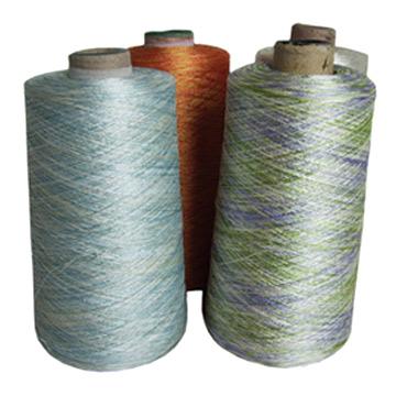 Polyester Space Dyed Threads (Полиэстер пространства окрашенных нитей)