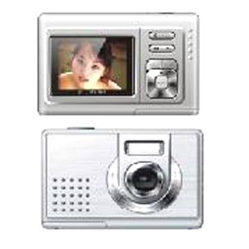 Digital Camera (5.0 Mega Pixels) (Digitalkamera (5,0 Megapixel))