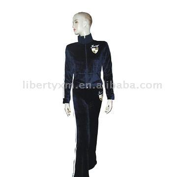 Black Velvet Sportswear