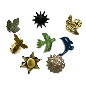 Decorative Clamp (Декоративный зажим)