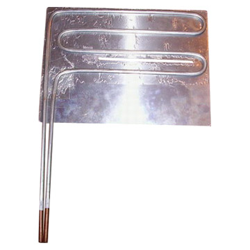 Aluminium Adhesive Evaporator (Алюминиевый испаритель Клей)