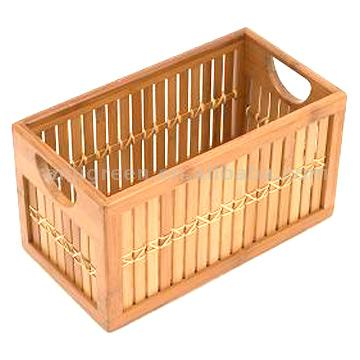 Bamboo Basket (Бамбуковые корзины)