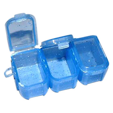Plastic Jewelry Box ()