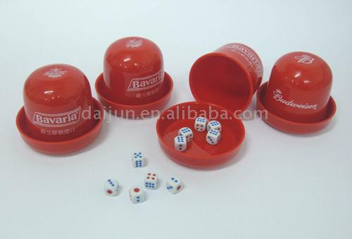 AD Mini Dice Cup (AD Mini Dice Cup)