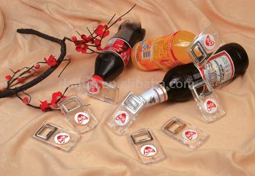 2-In-1 Crystal Bottle Opener (2-В  Crystal бутылки открывалка)