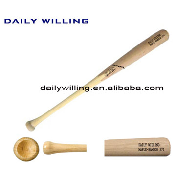 Bamboo/Maple Bats (Bamboo / Maple Bats)