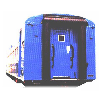 Carriage Rubber Wind Shield (Перевозки резиновый щит от ветра)
