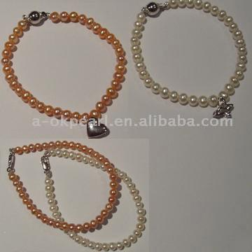 Baby Pearl Bracelet (Baby Perlen Armband)