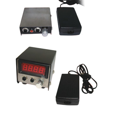 Tattoo Power Supply
