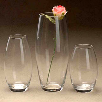 Clear Glass Round Vases - from $0.60 - HotRef.com