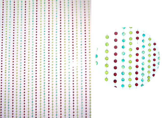 Занавес из бисера.  Product Name: Bead CurtainModel Number: C1Place of Origin: ChinaFeatures:1) Material...
