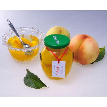 Bottled Yellow Peach (Бутилированная желтый персик)
