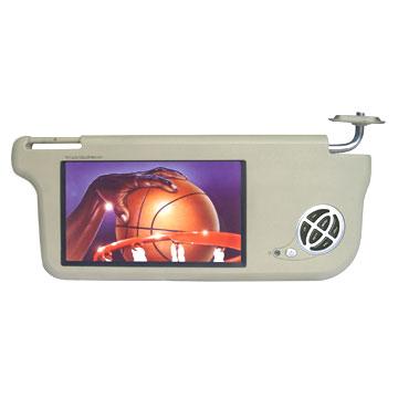 sun visor monitor. TFT Sun Visor Monitor ( TFT