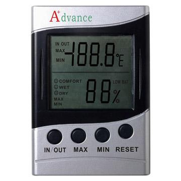 Thermometer and Hygrometer (Термометр и гигрометр)