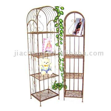 S / 2 4-Tier-Display Rack (S / 2 4-Tier-Display Rack)