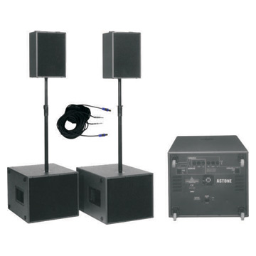 Lautsprecher-System (Lautsprecher-System)