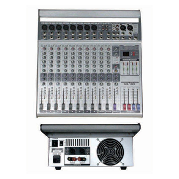 Powered Mixer (Микшерный пульт)