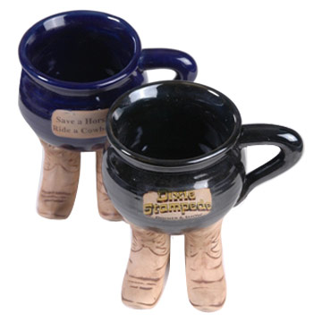 Pottery Mugs (Керамика кружки)