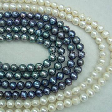 Round Pearl Strand (Круглые Pearl Strand)