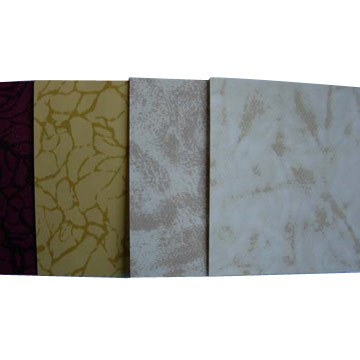 Vinyl Paper (PVC Coated Paper) (Винил бумаги (бумаги с покрытием из ПВХ))