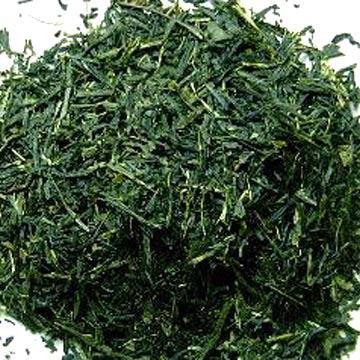 Roasting Tea (Sencha and Bancha)