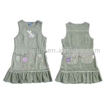 Girl`s Dress (Девочка платье)