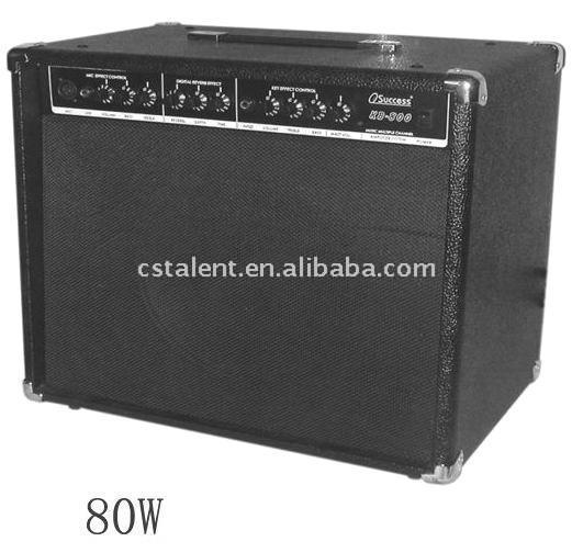 Multiple Channel Amplifier (Многоканальный усилитель)