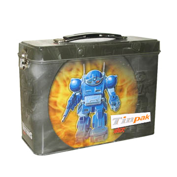 Lunch Tin Box (Обед Tin Box)