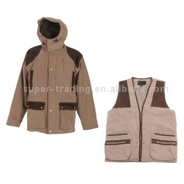 Hunting Jacket and Vest