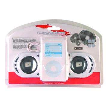 Speaker for iPod and Notebook (Акустическая система для IPod и ноутбуков)