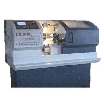 CNC Lathes (Токарные станки с ЧПУ)