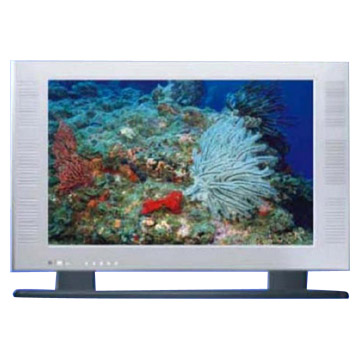 LCD Color TV (Can Be Used in TV/VGA/Monitor) (Цветной ЖК-телевизор (может быть использован в ТВ / VGA / Monitor))