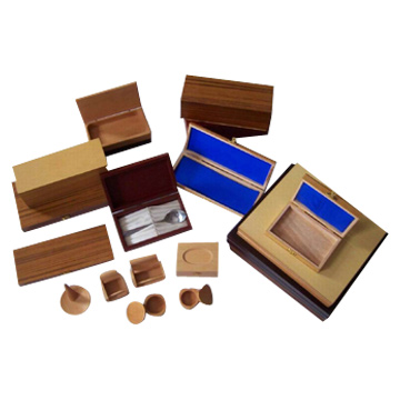 Wooden Box, Jewel Box (Деревянный ящик, Jewel Box)