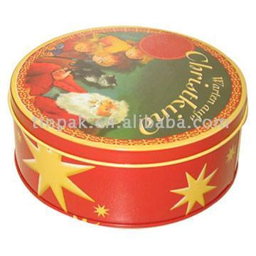 Cookies Tin Box (Печенье Tin Box)