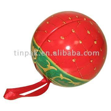 Christmas Ball Tin (Новогодний бал-Тина)