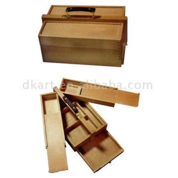 Easel Box