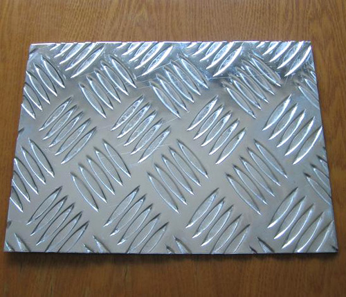 Aluminum Embossed Sheet