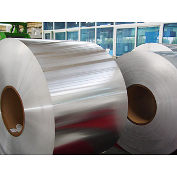 Aluminum Coil for Composite Panel (Aluminium Spule für Composite Panel)