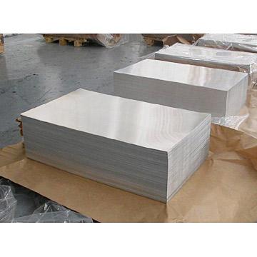 Aluminum Sheet (La tôle d`aluminium)