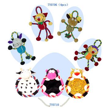 Plush / Rope Toys (Плюшевые / Rope игрушки)