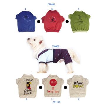 Pet T-Shirts (Pet Футболки)
