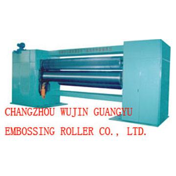 Non-Woven Fabric Hot-Rolling Machine (Нетканого полотна горячей прокатки машины)