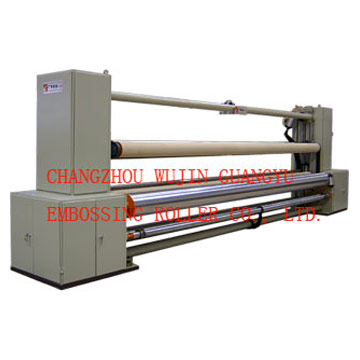 Non-Woven Fabric Slitting Machine (Нетканого материала для резки)