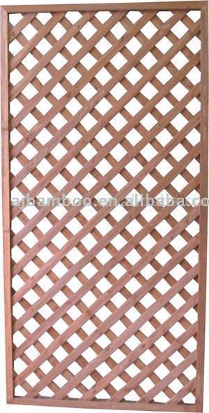 Wooden Fence (Деревянные заборы)