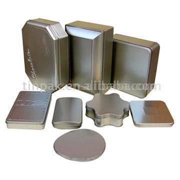 Silver Tin Box (Серебро Tin Box)