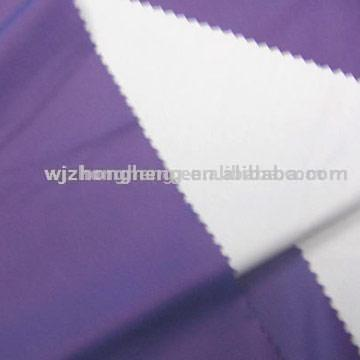 Polyester Pongee with Breathable Coating