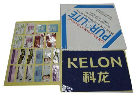Paper Label (Бумага этикеточная)